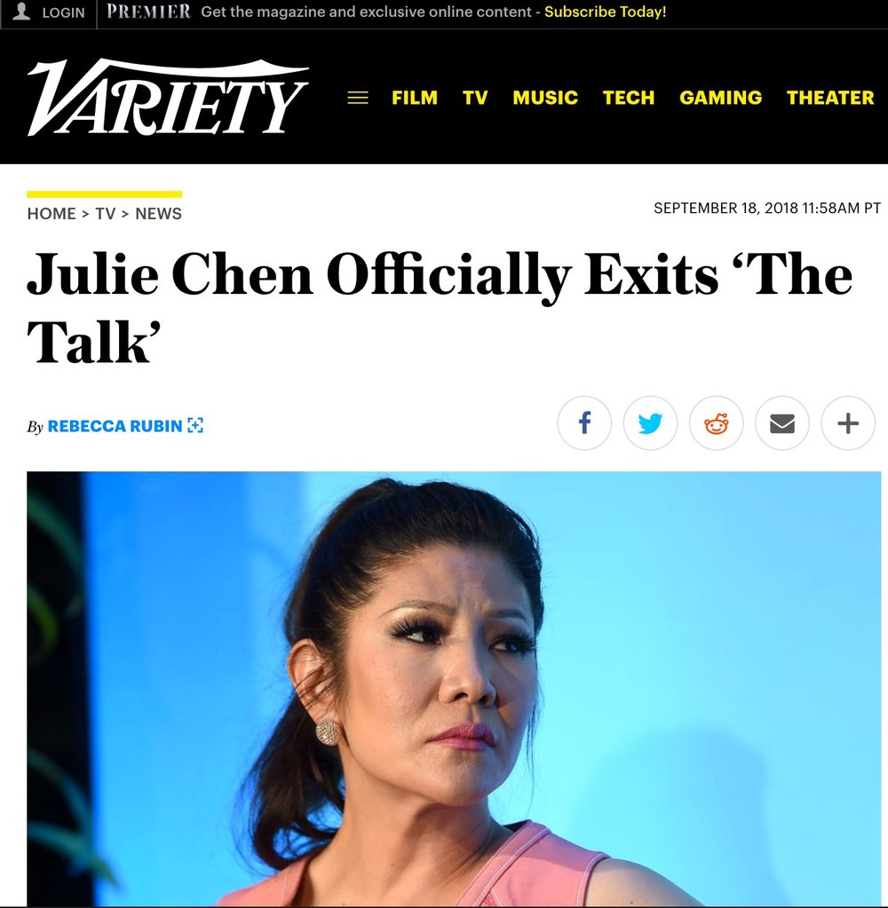 Photo Credit: Screenshot from    Variety's website and article.