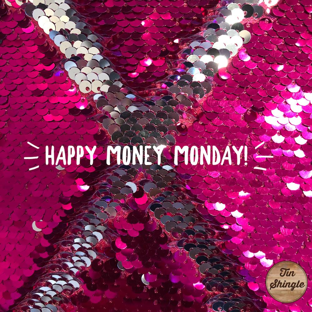 happy monday pink sequins.PNG