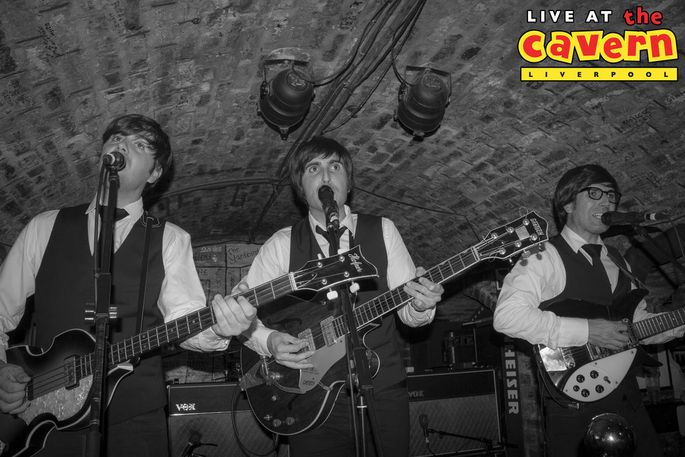 Live at The Cavern (International Beatles Week Liverpool)