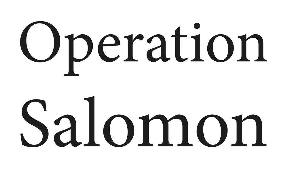 OPERATION SALOMON