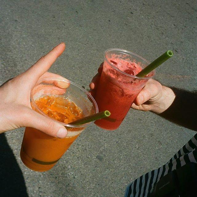 Every city I go to I gotta try the juice! #rareandwell