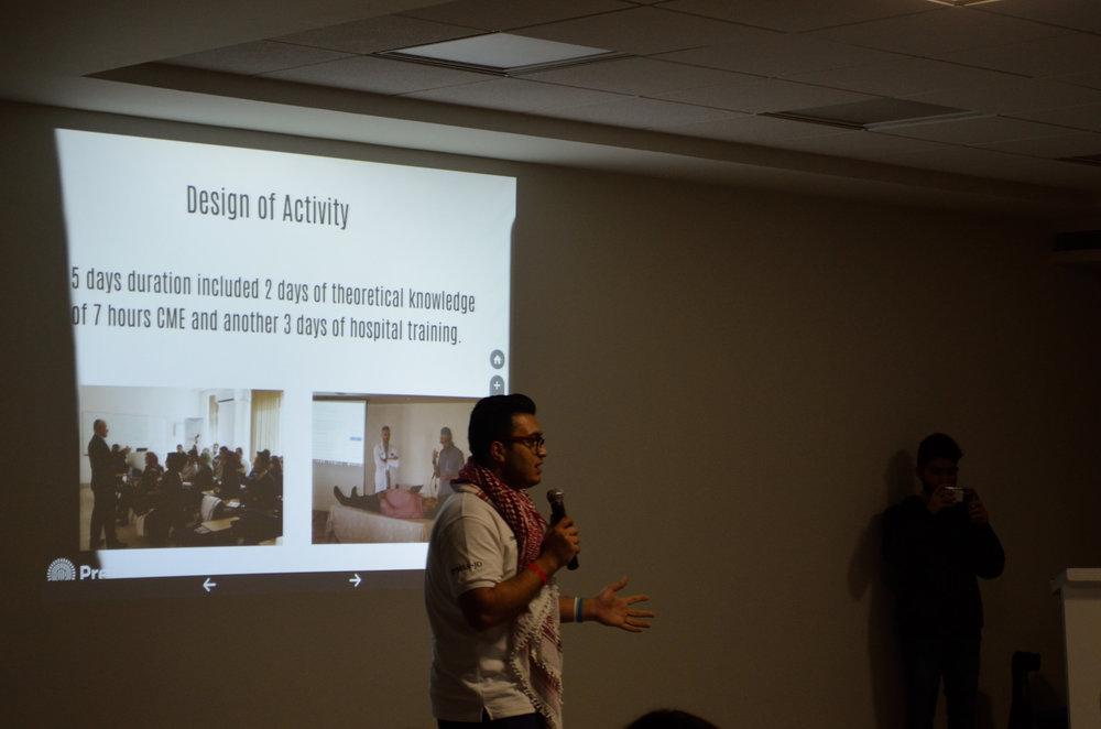 Activities Presentation