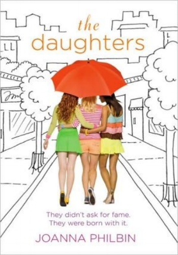 Image Source: The Daughters by Joanna Philbin
