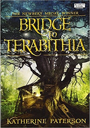 Image Source: Bridge To Terabthia by Katherine Paterson