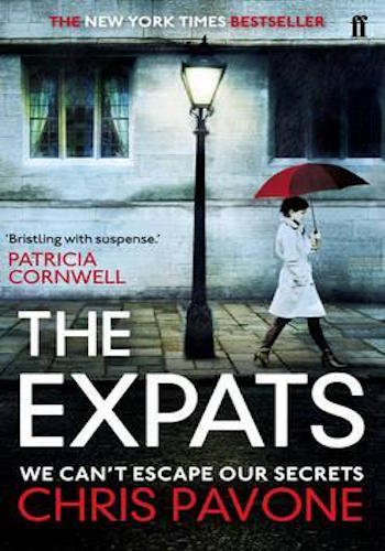 Image Source: The Expats by Chris Pavone