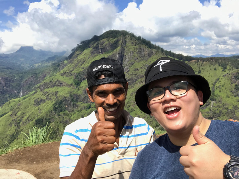 The locals know best, and takes the best selfies too! Source: Arif, Anywhr Traveller