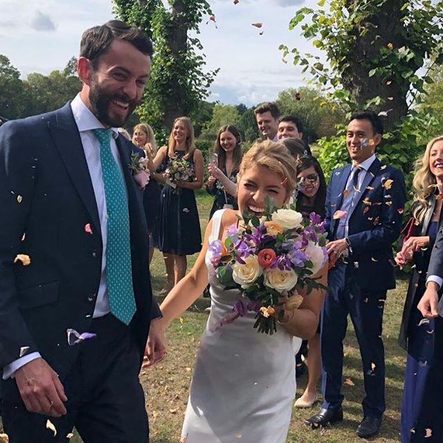 Congratulations to my client @ecurtis25 on her big day! She worked hard and put in the hours and dare I say enjoyed the process. There is nothing I love more than a txt from a client on a Monday morning to say how happy they are with the way they feel. #shreddingforthewedding