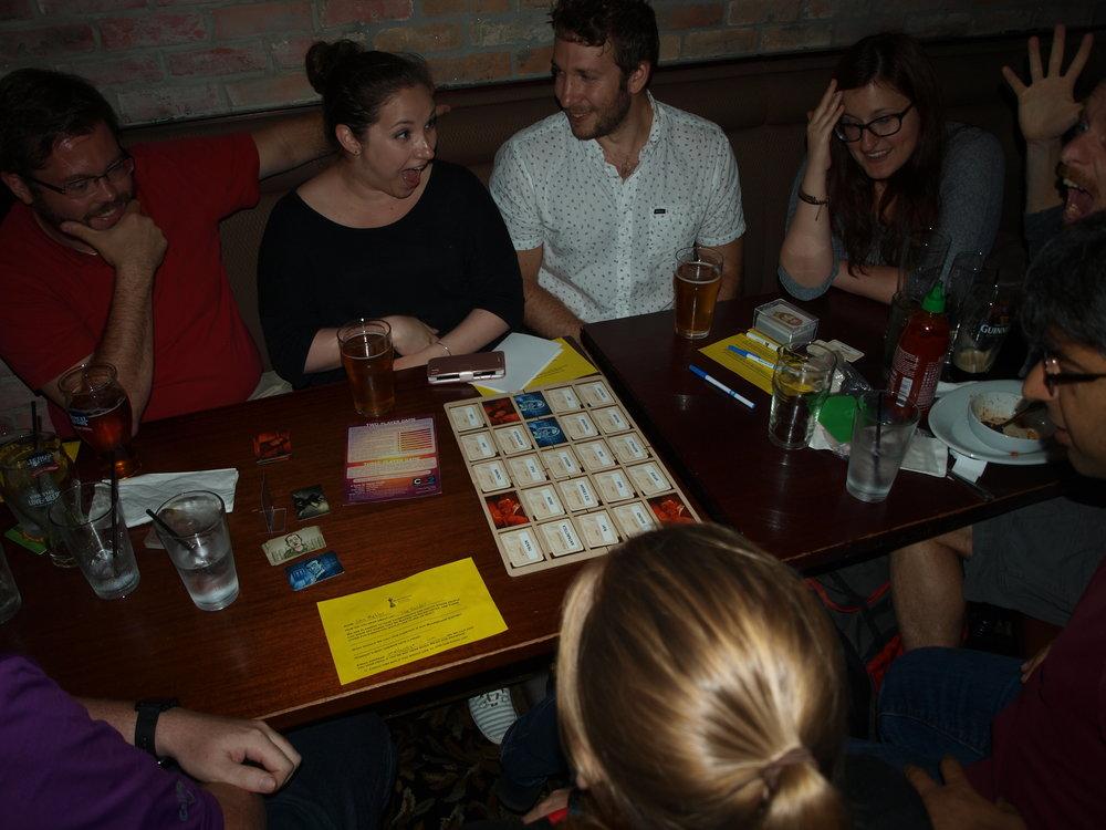 board game parties jk entertainment