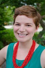 Cate Tinker, Director of Education & Community Programming