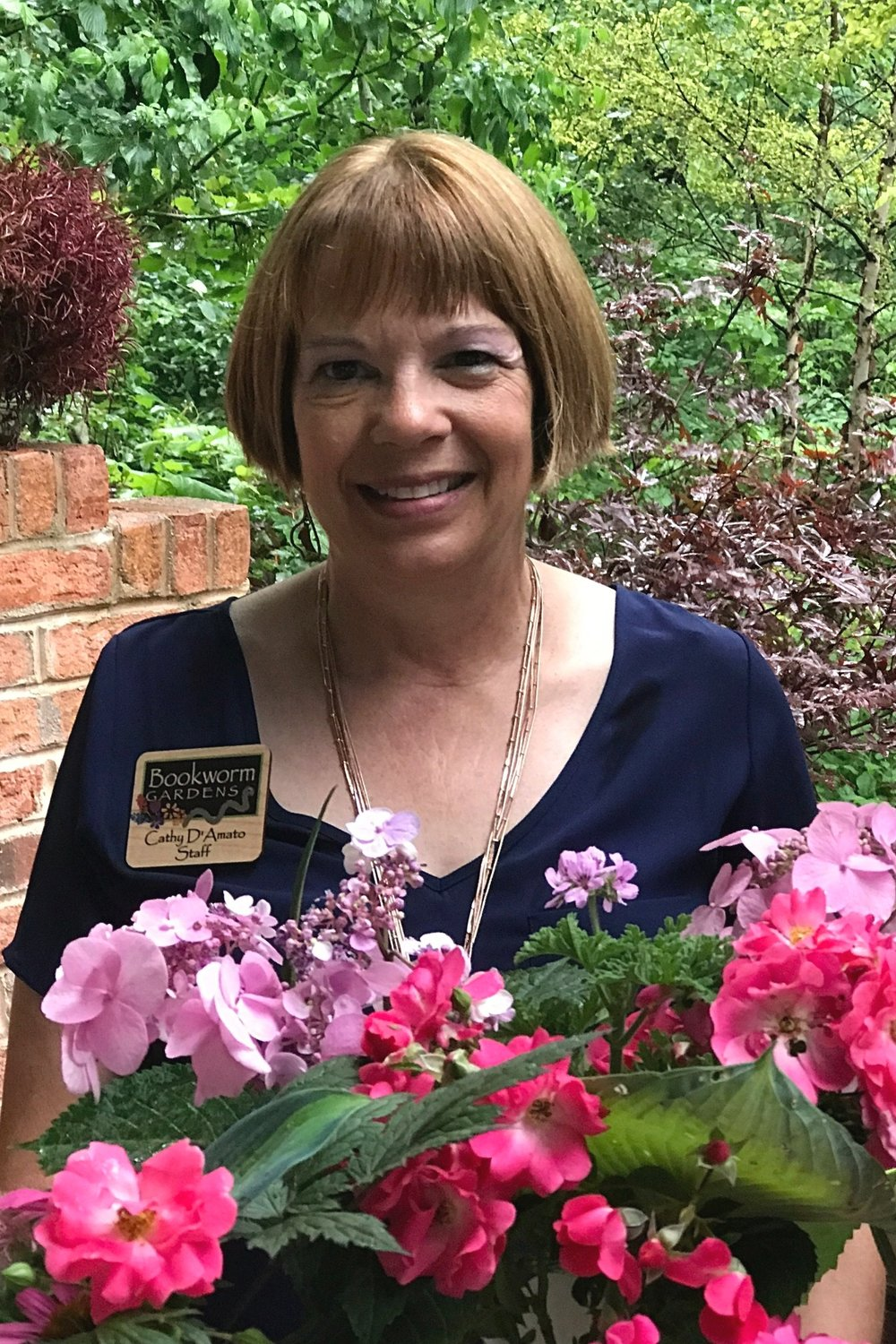 Cathy D'Amato, Education Specialist & Tours and Rentals Coordinator