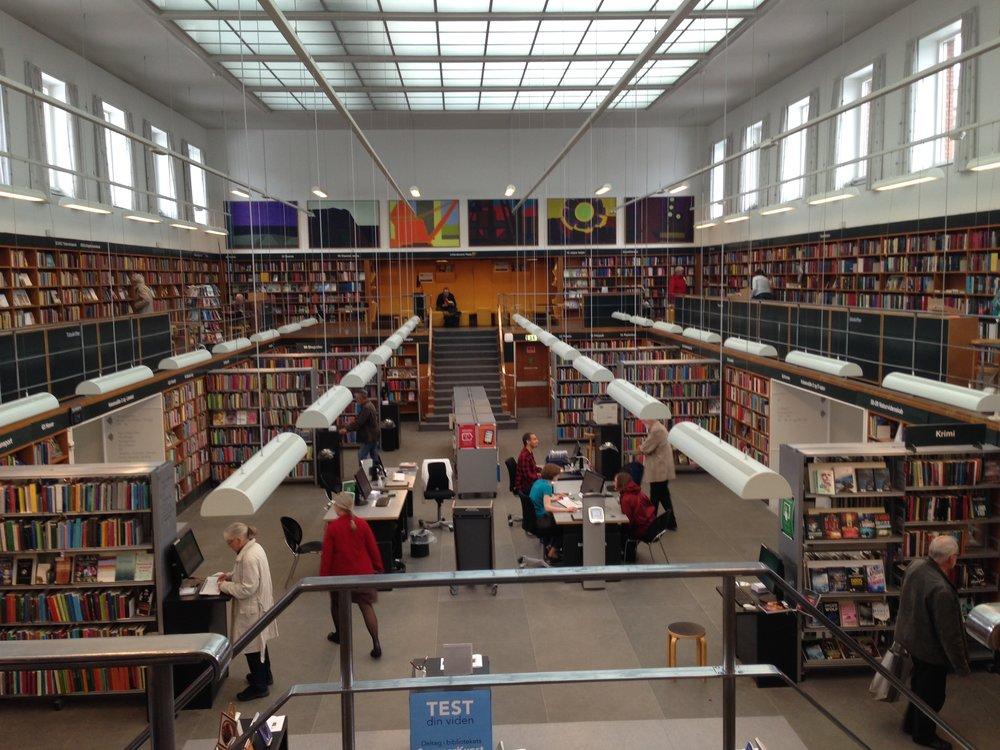 Frederiksberg Biblioteket