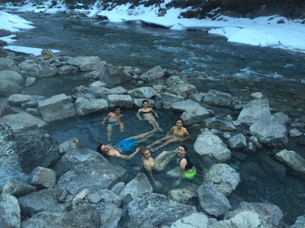White Swan Hot Springs