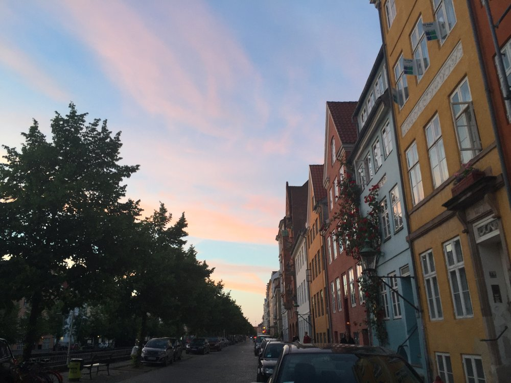 Christianshavn Sunset