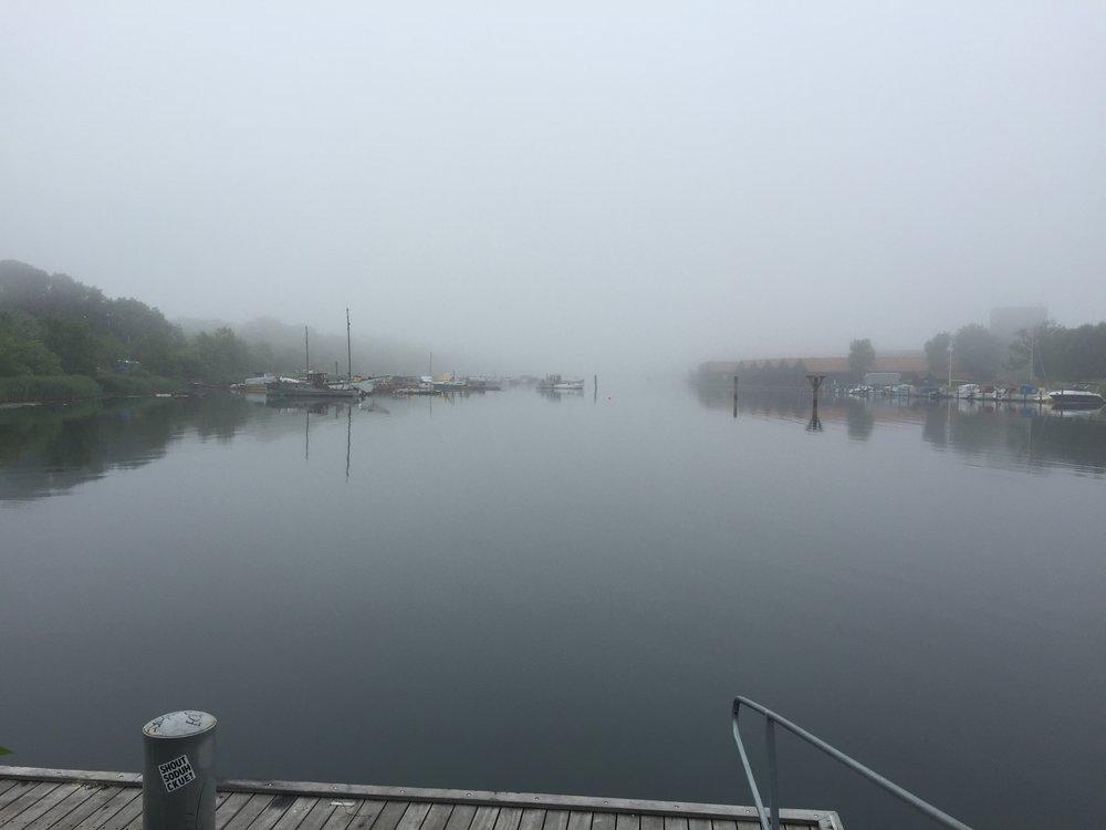 Holmen Fog
