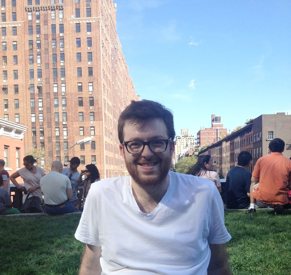 Hanging out on the Highline