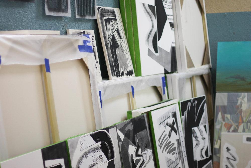 Shane Walsh, Shane Walsh Paintings