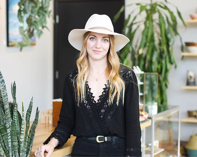 Meet Emily Kopplin. She's the entrepreneur behind @shopursa in #BayView. Coolest girl. Coolest shop. [link to feature is in bio] #MyMidwestIsShowing