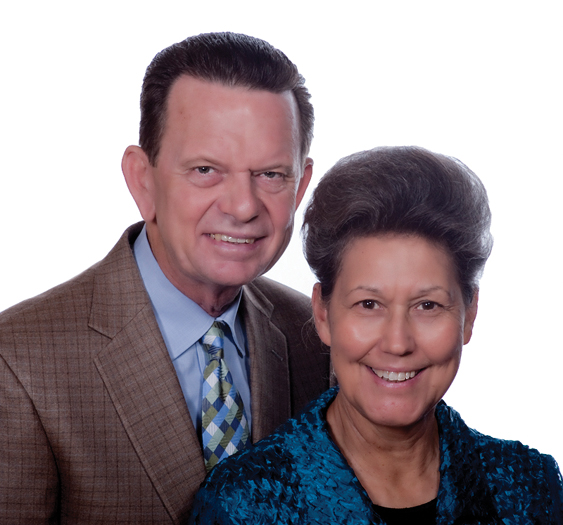 Randy and Carolyn Adams