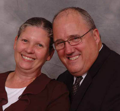 Gary and Sharon Abernathy