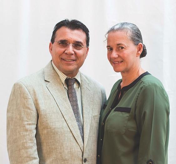 Filippo and Brenda Ciulla