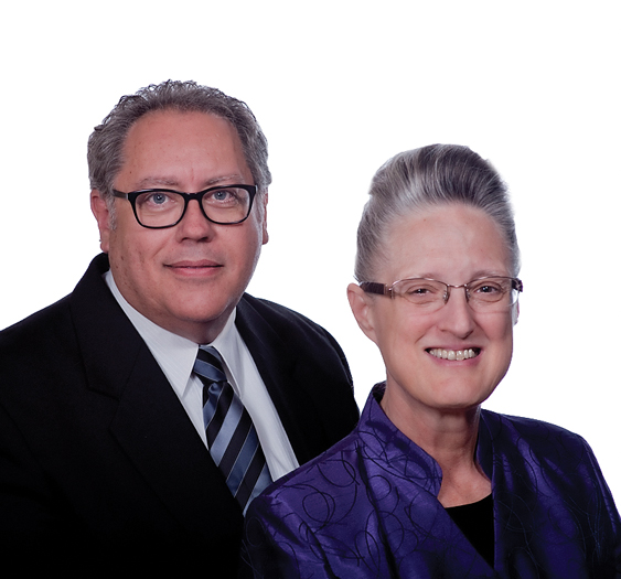 Stephen and Lynette O'Donnell