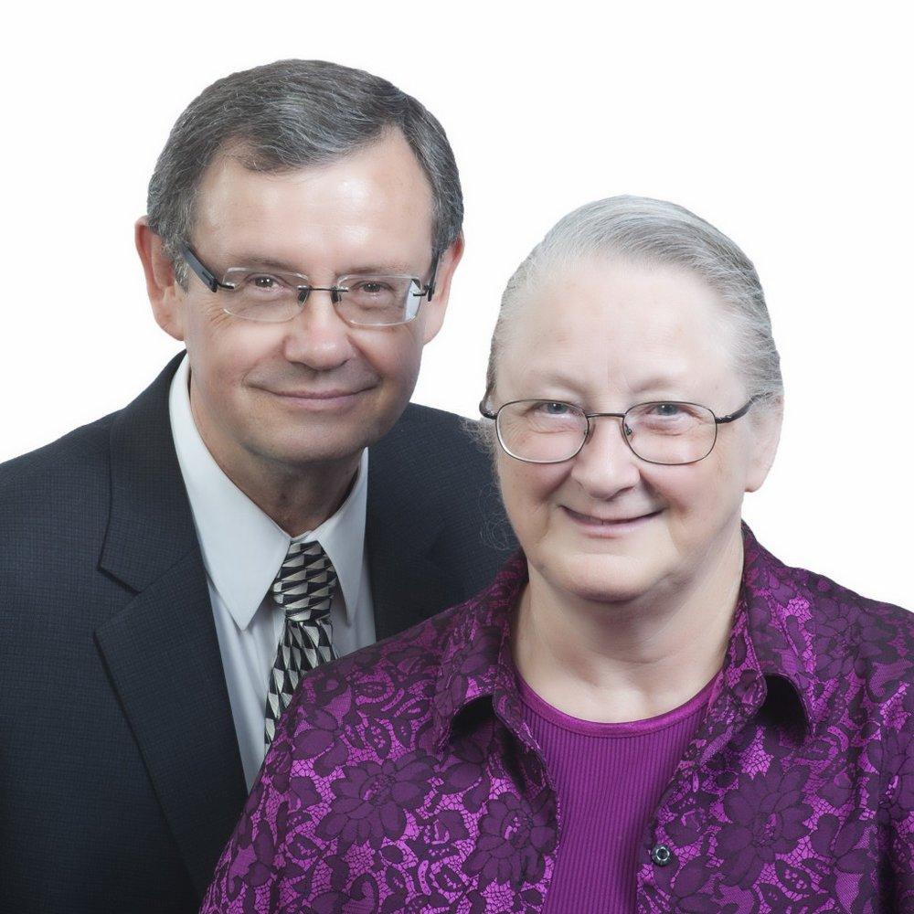Allan and Georgene Shalm
