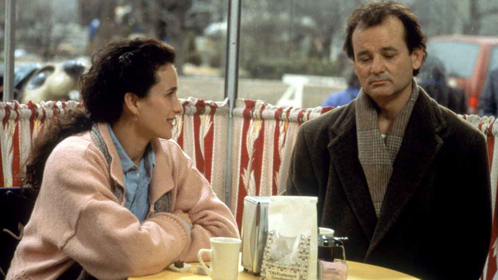 Groundhog Day: Bill Murray doesn't like today's special (Image credit: Columbia Pictures)