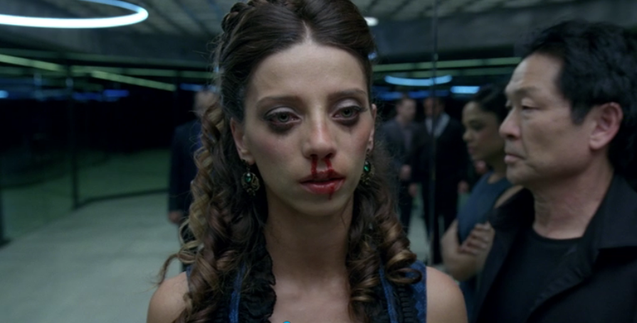 The many deaths of Clementine, played by Angela Sarafyan (Image credit: HBO)