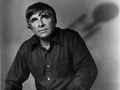 Shadow of the Enterprise: Gene Roddenberry, the creator of Star Trek (Image: CBS Paramount)