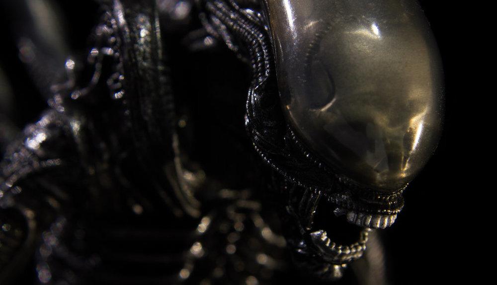 Fan art of the original  Alien  by Mikallica (Image: 20th Century Fox)