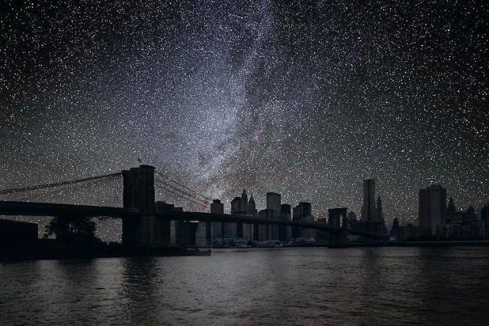 The Brooklyn Bridge, NY