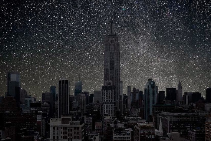 The Empire State Building, NY