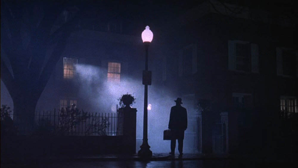 Still from  The Exorcist  (1973). A classic film that arguably achieved for mental illness what Spielberg's  Jaws  did for sharks. Image: Warner Bros.