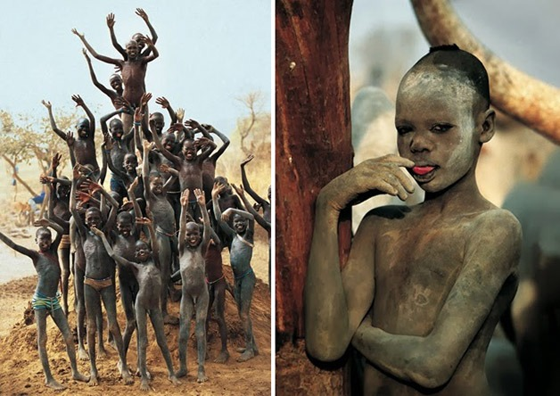 Stunning images of a tribe from Sudan21.jpg