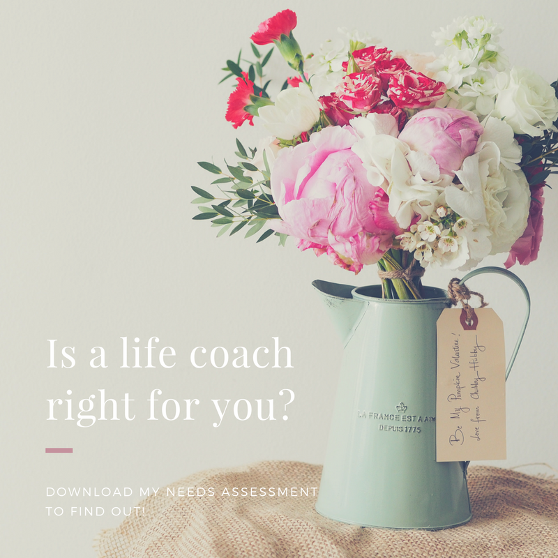 Could a life coach be right for you? Find out with my free needs assessment. - Enter your e-mail address below to receive a free download of my Needs Assessment. Broken down into four key areas for assessment, if you identify with statements from one or more of these areas, a life coach may be just what you need to help you work through your current situation.
