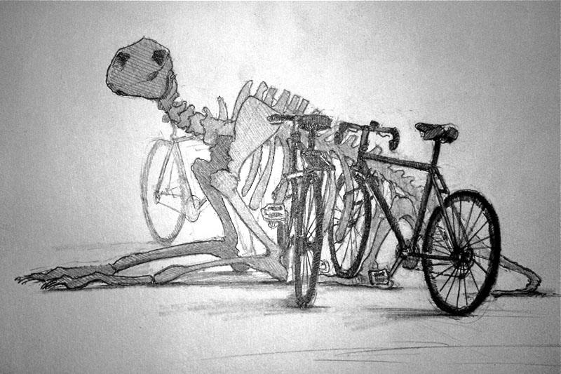 Concept Sketch by Stuart Loughridge