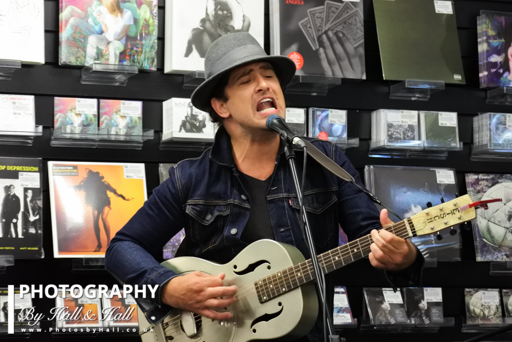 Billy McCormack of the Augustines