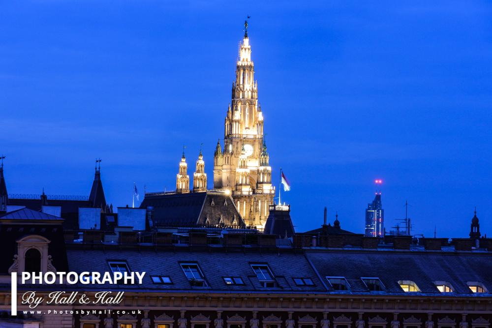 Night Shot, Vienna