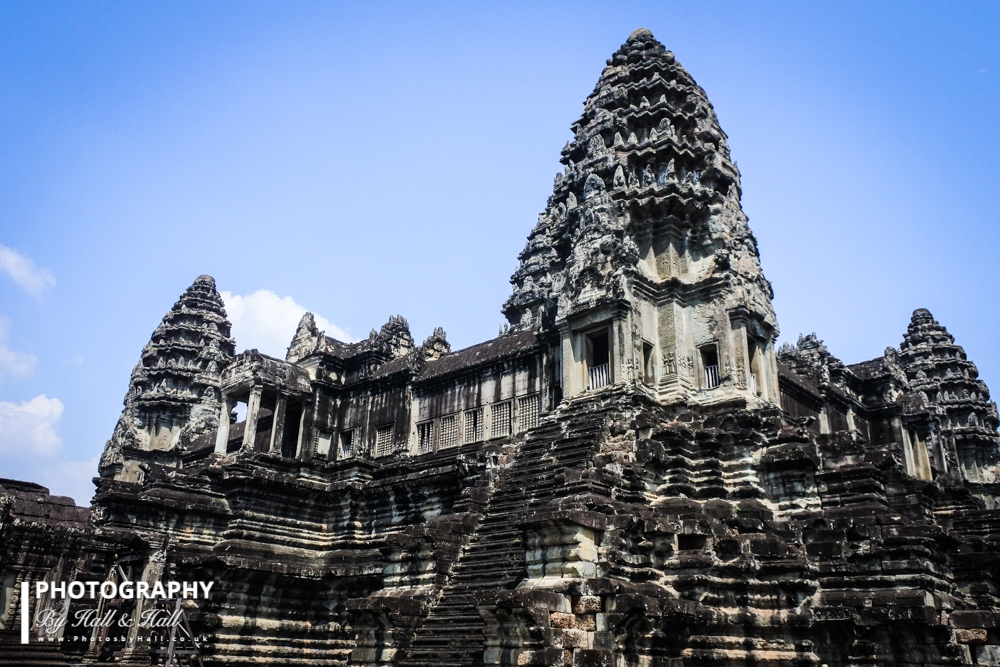 Angkor Wat, Inner Courtyard