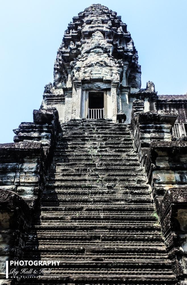 Ziggurat, Main Angkor Wat Courtyard