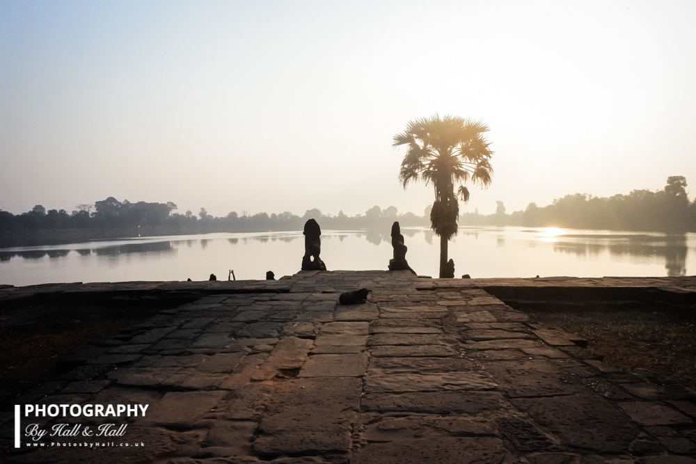 Lakeside, Greater Angkor Temples