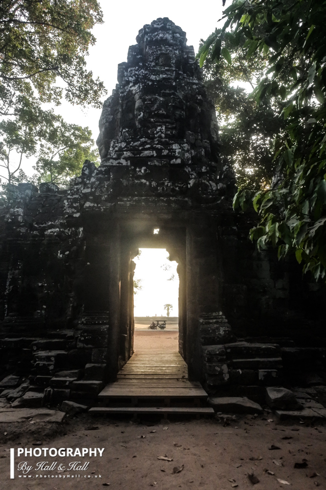 Archway, Greater Angkor Temples