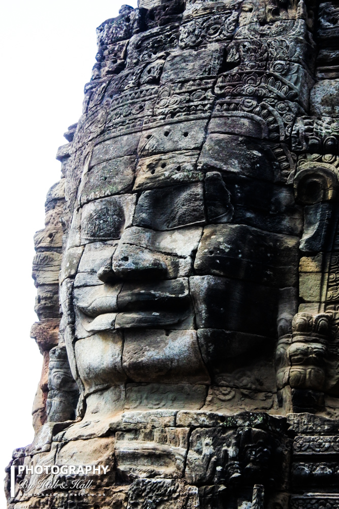 Face, Balon Temple, Greater Angkor Temples