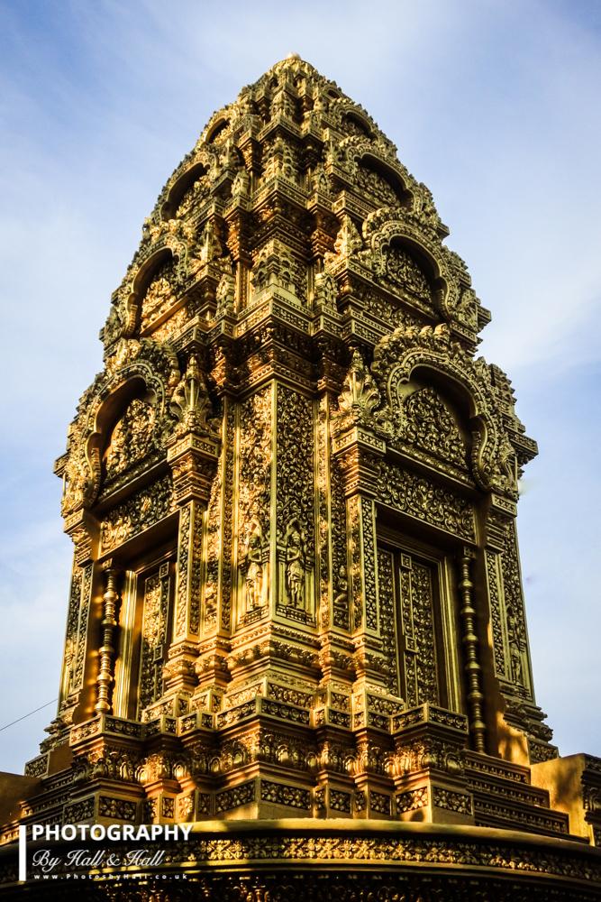Temple Spire, Phnom Penh