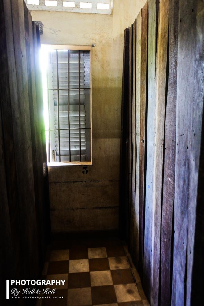 General Cell, S21 Interrogation Centre, Phnom Penh