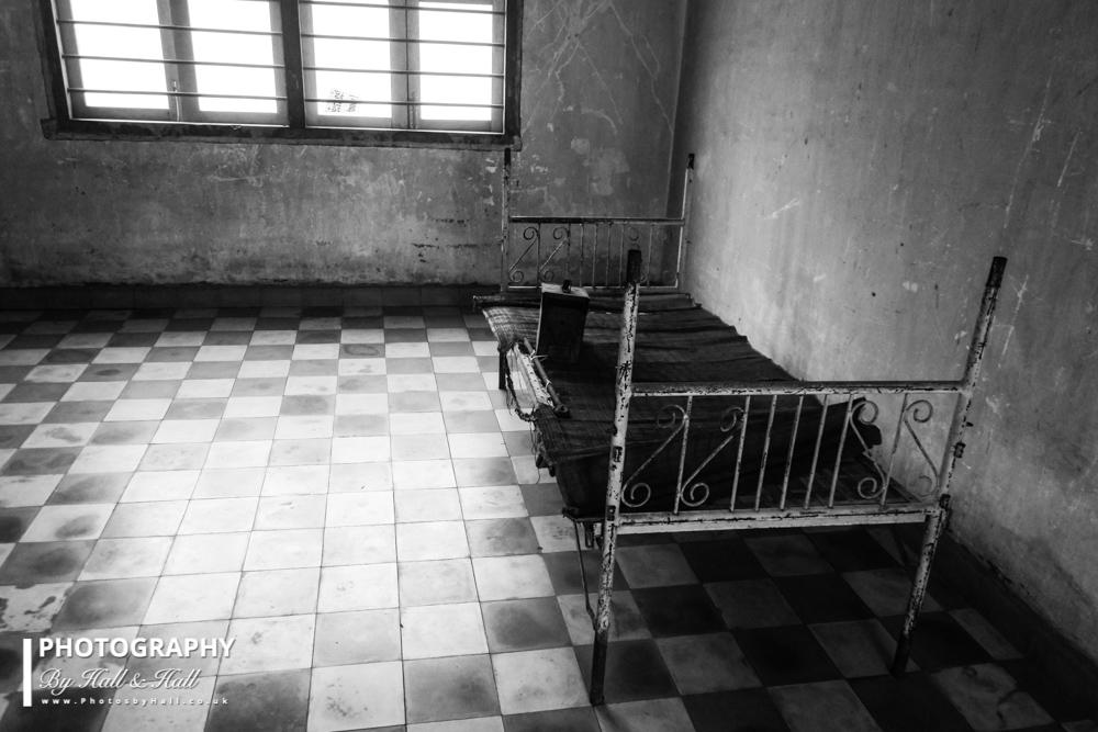 Cell, S21 Interrogation Centre, Phnom Penh