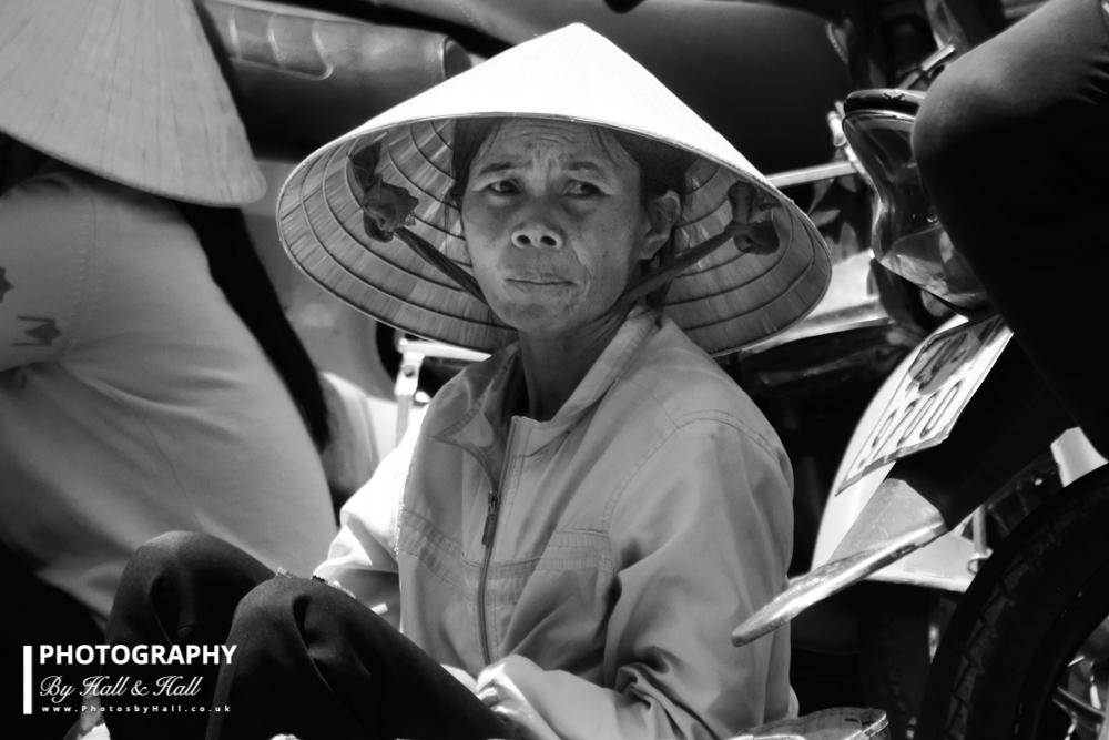 Market Seller 2, Dalat, Vietnam