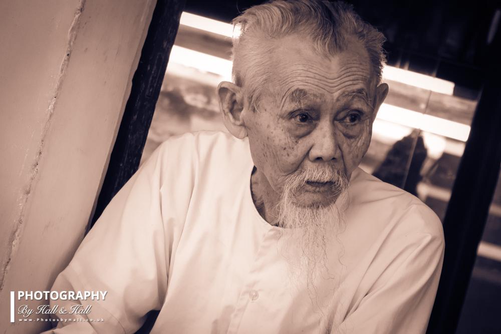 Shopkeeper, Hoi An, Vietnam