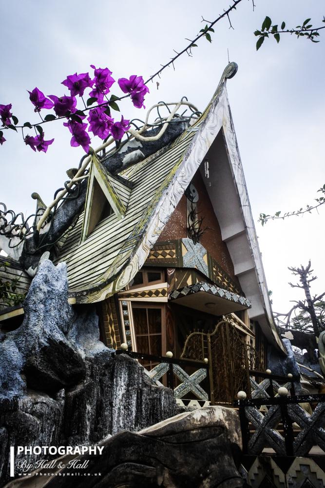The Crazy House, Dalat, Vietnam
