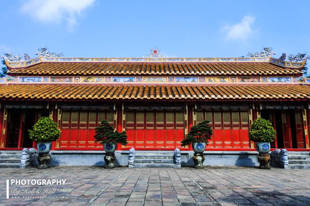 Royal Imperial City, Hue, Vietnam